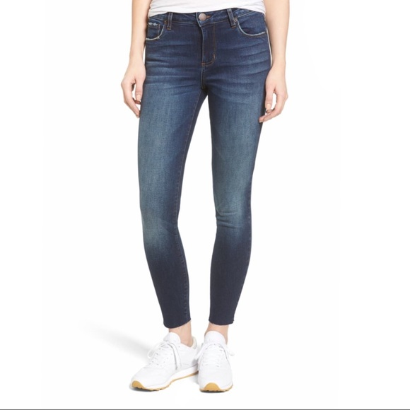 "STS Blue Denim - STS BLUE ""Emma"" Ankle Skinny Jeans"